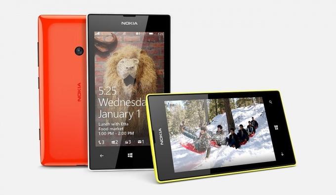 Nokia Lumia 525 Android çalıştırıyor
