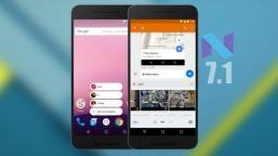 Android 7.1 Nougat Yayınlandı!