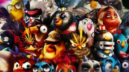 Angry Birds'in Yeni Oyunu Geliyor!