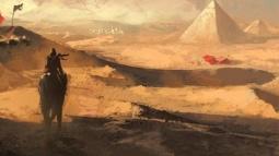 Assassin's Creed Origins Oyunun Görseli Sızdı!