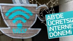 Avrupa Birliğinde Bedava İnternete Dönemi Başlıyor!