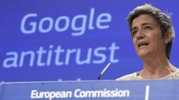 Avrupa Komisyonu, Google'u Fena Suçladı!