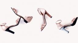 Ayarlanabilir Topuklu Ayakkabı!