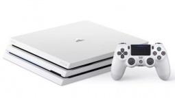 Beyaz PlayStation 4 Pro Satışa Sunuldu!