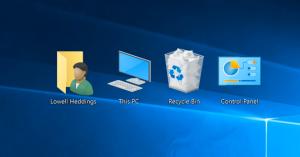 Bilgisayarımı Windows 10 Masaüstüne Geri Yükleme Nasıl Yapılır!