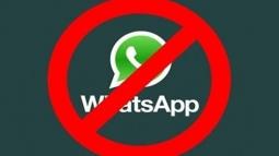 Çin'de WhatsApp Engeli!