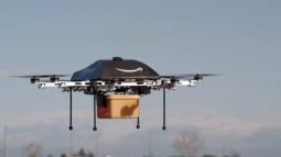 Drone ile Hayati İhtiyaçlar Karşılanacak!