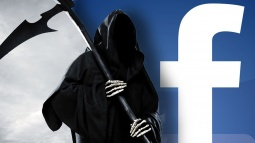 Facebook Canlı Yayında İntihar Vakası!