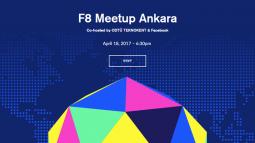 Facebook F8 Geliştirici Konferanslarından Birtanesini Ülkemizde Yapacak!