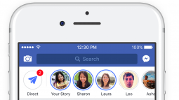 Facebook Hikayeler Masaüstüne Geliyor!