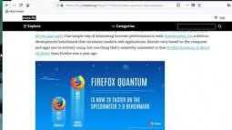 Firex Quantum, Hız Konusunda Chrome'u Geride Bıraktı!
