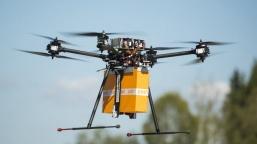 Fransa'da Drone Devri Postayla Başlıyor!