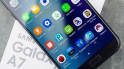Galaxy A7 (2017) Android Nougat Güncellemesi Yayınlandı!