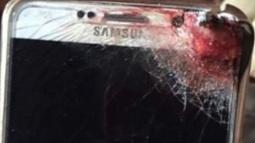 Galaxy Note 5 Askerin Hayatını Kurtardı!