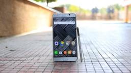 Galaxy Note 5'e Android 7.0 Nougat Güncellemesi Geliyor!