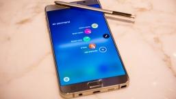 Galaxy Note 7'nin Edge Ekran İle Bir Görüntüsü Daha Ortaya Çıktı!