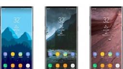Galaxy note 8 Yeni Rengiyle Görüldü!
