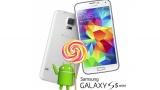 Galaxy S5 Mini'ye Android 6.0.1 Marsmallow Güncellemesi Geliyor!