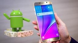 Galaxy S7 ve S7 Edge için Android Nougat Güncellemesi Türkiye'de