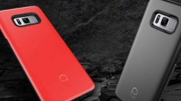 Galaxy S8 ve Galaxy S8 Plus'ın Kılıfları Tanıtıldı!
