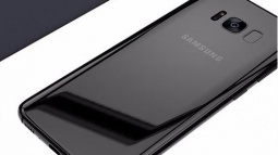 Galaxy S8'in Parmak İzi Sensörü Sızdırıldı!(Video)