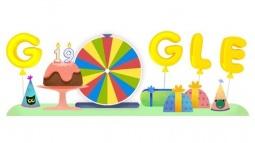 Google, Doodle Yıldönümünü Çeşitli Oyunlarla Kutluyor!