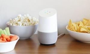 Google Home Sayesinde Sizden İyi Aşçı Olmayacak!