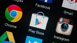 Google Play Store'nin Yeni Arayüzü Görüntülendi!