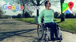 Google, Tekerlekli Sandalye Kullanan Engellileri Unutmadı!
