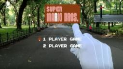 Hololens İle Mario Oynadılar!