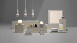 Ikea'dan Sesle Kontrol Edilebilir Aydınlatma Projesi!