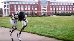 İnsanlar Kadar Yetenekli Robot Cassie Geldi!