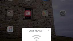 iOS 11 ile WiFi Şifre Derdine Son!