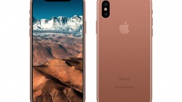 iPhone 8'de Yeni Renk Seçeneği!