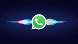 iPhone için WhatsApp Siri Özelliğine Kavuştu!