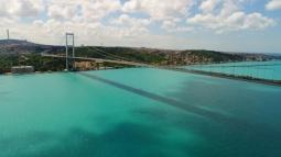 İstanbul Boğazının Turkuaz Rengine Yanıt NASA'dan Geldi!