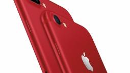 Kırmızı iPhone 7 Sağlamlık Testinde !