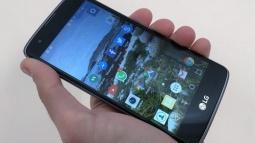 LG K8'e Android Nougat Güncellemesi Geldi!