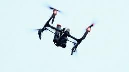 Mahkumlar, Drone Kargo Servisi Yapmışlar!
