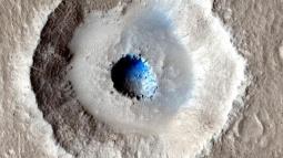 Mars'ın Sibiryası Keşfedildi!