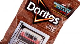 Marvel ve Doritos'tan Şarj Edilebilir Cips!