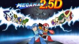 Mega Man 2.5D Oyunu 8 Yıl Sonra Çıktı!