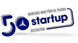 Mercedes-Benz Türk 50.Yılında 50 Startup'a Destek Veriyor!
