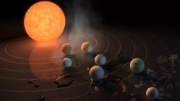 NASA Yeni Gezegenleri Açıkladı: 3'ünde su olabilir!