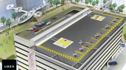 NASA'dan UBER'e Önemli Transfer: Uçan Arabalar Yolda!