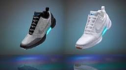 Nike 'ın Kendi Kendine Bağlanan Ayakkabısı!