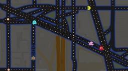 Pac-Man, Google Haritalar'da Nasıl Oynanır!