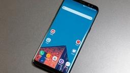Pembe Galaxy S8 Avrupa'da Satışta!