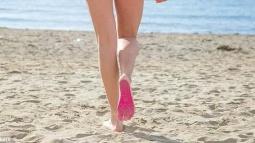 Plajlarda Ayaklarınıza Giren Kumlar Canınızı Sıkmasın!