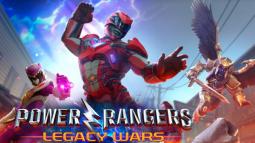 Power Rangers'ın Mobil Oyunu Çıktı!